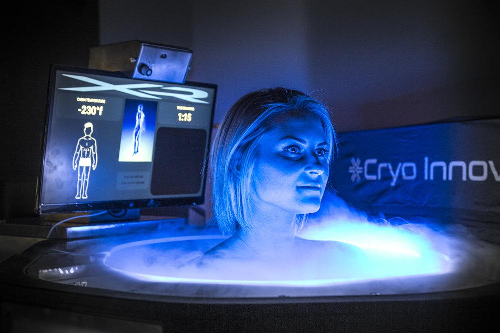 cryothérapie une innovation