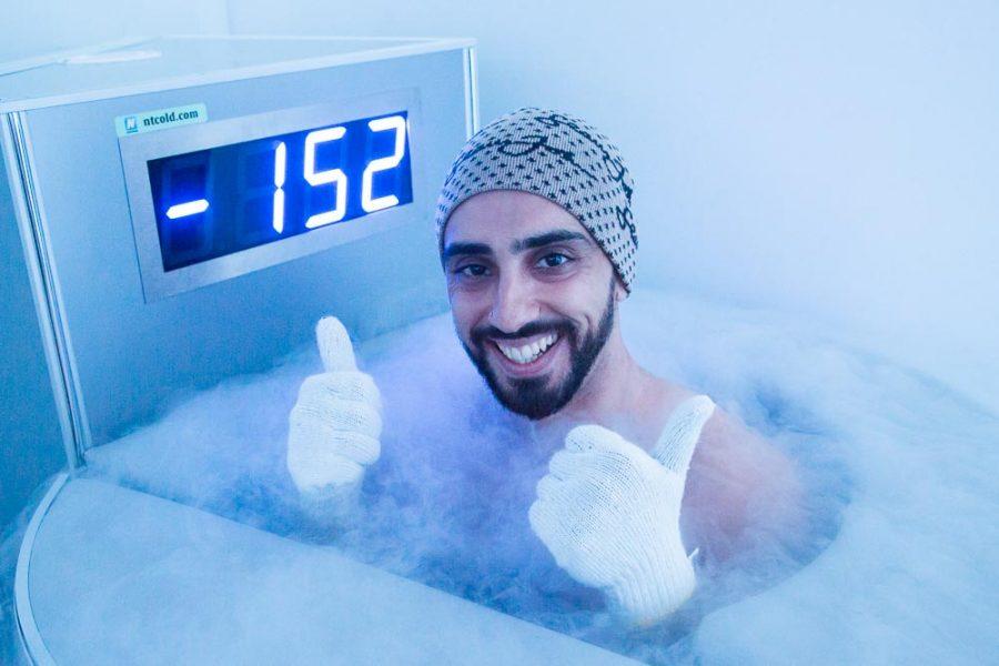 cryothérapie et psychologie redonne le sourire