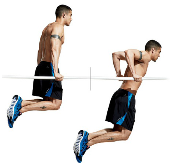 exercice Dips musculation