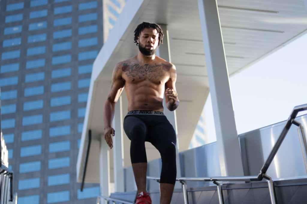 exercice physique comme courir