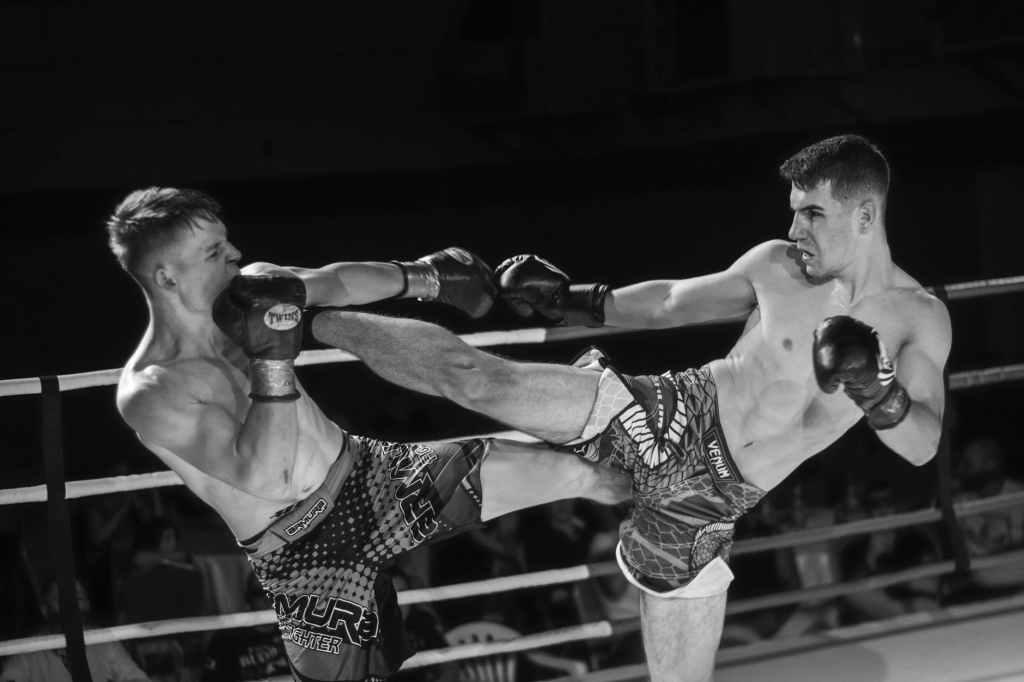 combat de boxe française