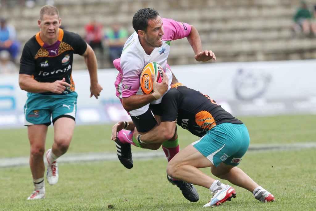 plaquage de rugby