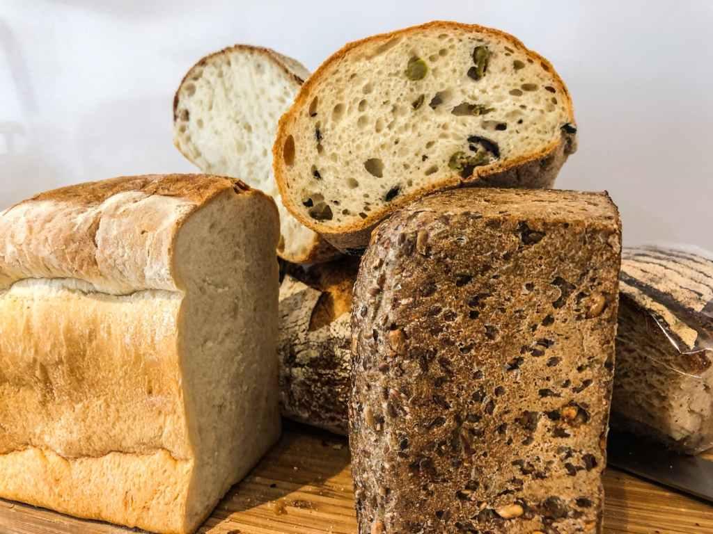 pain complet ou blanc